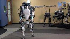 软银将收购Alphabet旗下波士顿动力机器人公司