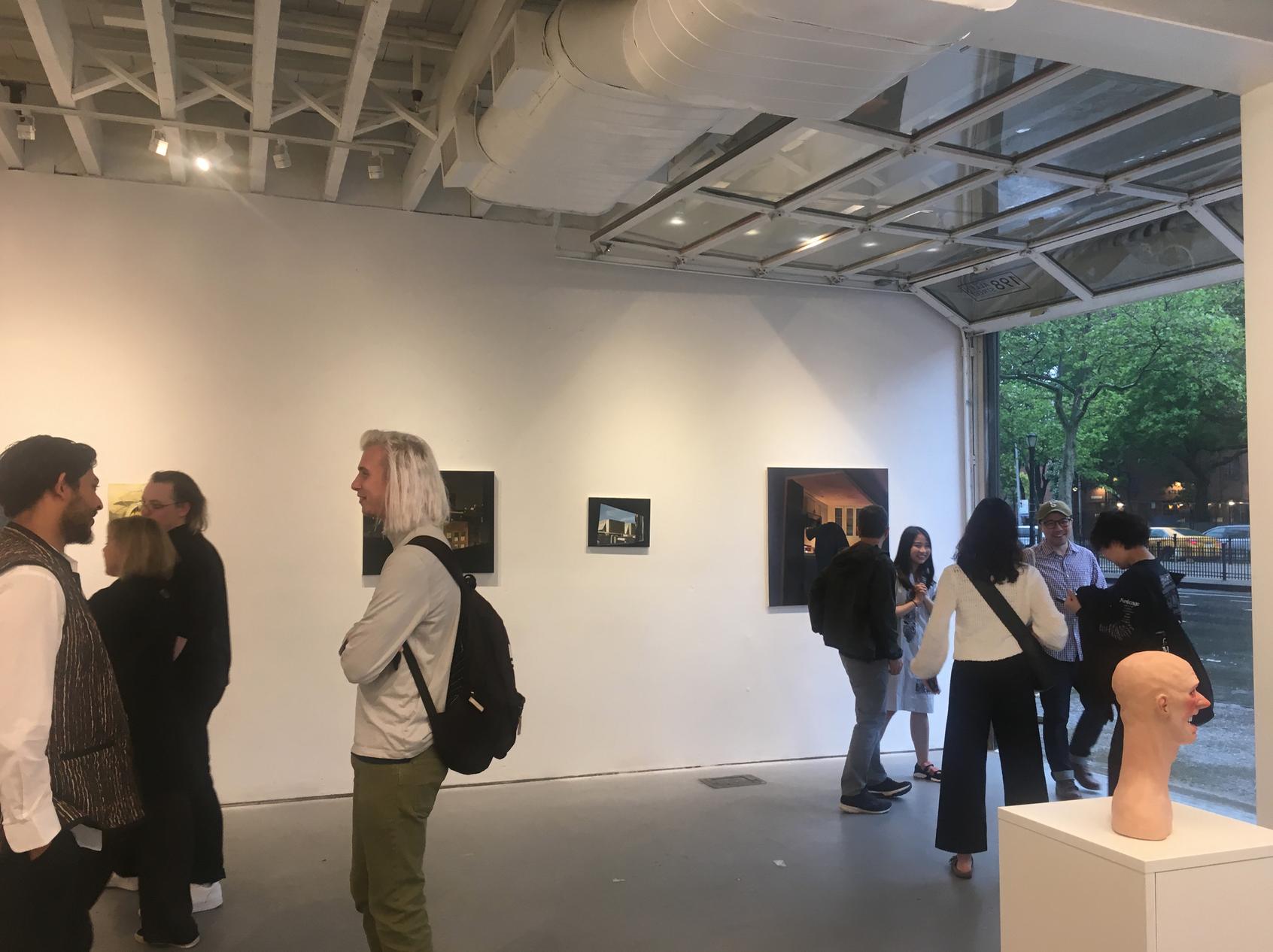 采访艺术家胡雅文的策展妙想和她的艺术创作过程