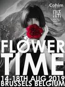 空间花植艺术家久柒即将开启比利时FLOWER TIME中国首秀