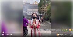 裙子姐姐在路上,带领粉丝感受西藏悠久历史文化